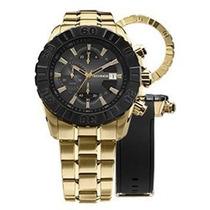 Relógio Technos Sports Js15bd/4p Troca Pulseira E Coroa
