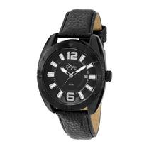 Relógio Masculino Condor Civic Copc32ay2p - Preto / Couro...