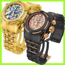 Relógio Invicta Bolt Zeus 13756 13757 14429 Jt Skelecton !