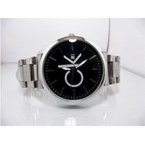 Relógio Masculino Calvin Klein Prata - Melhor Preço !!!