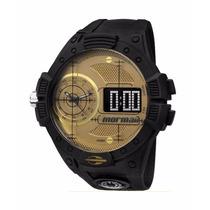 Relógio Mormaii Anadigi Mo2568aa/8d Oferta Garantia Nf
