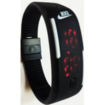 Relógio Pulseira Nike Digital Led Pronta Entrega Escolha Cor