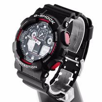 Relógio Casio G-shock Masc Ga1001a A Prova Dagua 200 Metros