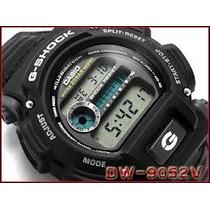 Relógio Casio G-shock Dw9052v-1cr 100% Original Na Caixa