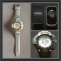 Relógio Casio Outgear Triplo Sensor Sgw-1000 ** Original **