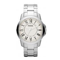 Relógio Fossil Grant Stainless Steel - Ffs 4734z - Masculino