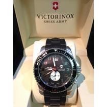 Relógio Victorinox - 12 X Sem Juros Maverick Gs Dual 241440