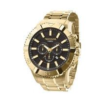 Relógio Maculino Technos Classic Legacy Os20is/4p Dourado