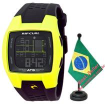 Relógio Rip Curl Trestles Fluro Yellow **** Frete Grátis