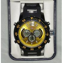 Relógio Original U.s. Polo Assn. Masculino Analógica Digital