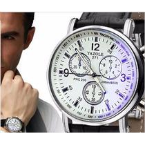 Relógio Importado Yazole Original Masculino Barato