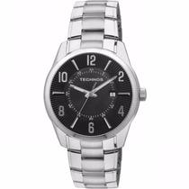 Relógio Technos Masculino Classicsteel 2115gy/1p S/juros