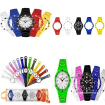 Relógio Champion Kit 5 Pulseiras Melhor Preço+fréte Barato