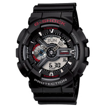 Relógio Casio G-shock Ga-110 Wr-200 5 Alarmes Hora Mundial P