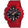 Relógio Casio G Shock Ga 100b 4adr Padrão Digital-analógico