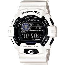 Relógio Casio G-shock Gr-8900a Solar 5 Alarmes H. Mundial Br