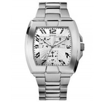 Relógio Guess Masculino Mod. U11023g1 Aço Inoxidável