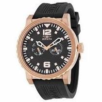Relógio Invicta Specialty 13647 - Banhado A Ouro Rosè 18k