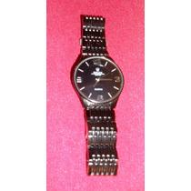 Relógio Unisex Modelo Exp. Grife R-oolex -pilha Nova