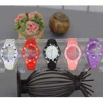 Relógio Esportivo Troca Pulseiras Marca Zapy Original