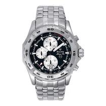 Relógio Bulova Marine Star Preto 96g55 /wb30506 12 X Sem Jur