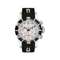 Relógio Bulova Accutron Swiss 65a100