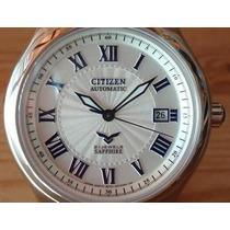 Relógio Citizen Automatic Saphire - Semi-novo, Usado 2 Vezes