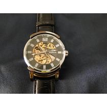 Relógio Goer - Esqueleto - Automático- Skeleton