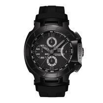 Relogio Tissot T-race Automatico T0484273705700 Black