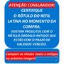 Filtro Refil Latina Purifive, Purimix E Pn535 - 5 Estágios