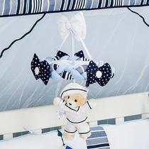 Móbile Para Quarto De Bebê Menino Coleção Urso Marinheiro