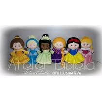 Festa Kit 4 Em Feltro: 8 Princesas, 9 Galinha Pintadinha