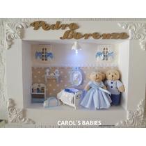 Porta Maternidade Com Iluminação Em Promoção !!!