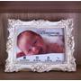 Quadro Registro Do Bebe
