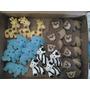 Kit Enfeite Porta Maternidade Safari + 30 Lembrancinhas Chav