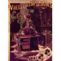 Cartaz Poster Vintage Antiga Maquina De Costura Mãe Filha