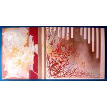 (artquadros) Pintura Lucia Leme Moderno Contemporâneo Quadro