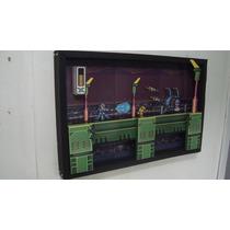 Quadro Diorama Magnético: Mega Man X