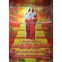 Quadro Imagem Religiosa 3d Coração Sagrado De Jesus 24x34cm