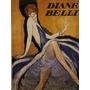 Daiane Belli Mulher Vestido Dança Poster Repro