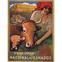 Concurso Nacional De Gados Animal Mulher Poster Repro