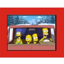 Simpsons - Quadro De Parede