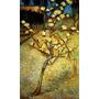 Árvore Florida De Pêra Fruta 1888 Pintor Van Gogh Tela Repro