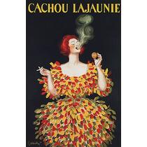 Cartaz Poster Vintage Francês Vestido Moda Mulher Fantasia