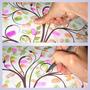 Àrvore De Digitais Casamento 15 Anos Aniversário Chá Bebê