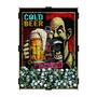 02 Quadro Porta Rolhas/tampinhas (cold Bier) - 2053ad