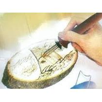 Pirografo Ideal Para Desenhar Na Madeira Ou Soldar Metais