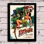 Poster Com Moldura Katy Perry