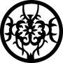 Quadro Mandala Mdf Crú Escultura Parede 50cm Arabesco Ref.03