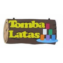 Painel Eva Tomba Latas-festa Junina